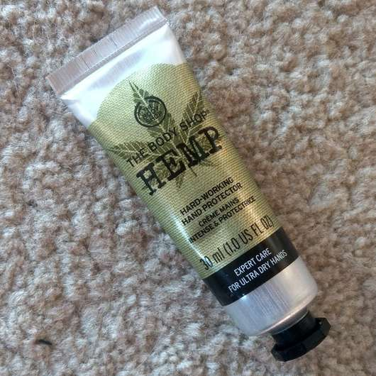<strong>The Body Shop</strong> Hemp Hard-Working Hand Protector