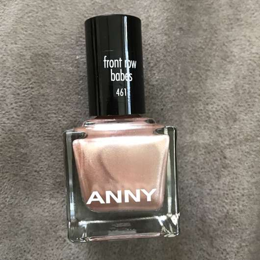 <strong>ANNY Cosmetics</strong> Nagellack - Farbe: front row babes (LE)