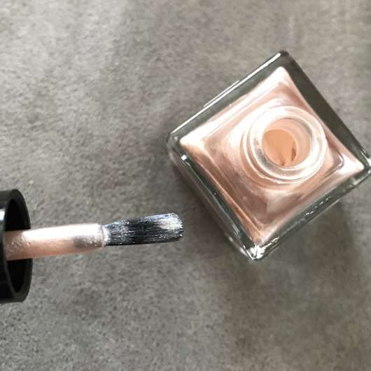 ANNY Nagellack, Farbe: front row babes (LE) - Pinsel