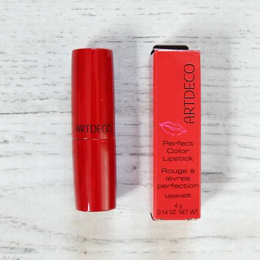 <strong>ARTDECO</strong> Perfect Color Lipstick - Farbe: 887 Love Item (LE)
