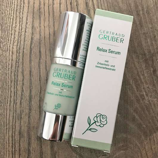 <strong>Gertraud Gruber</strong> Relax Serum