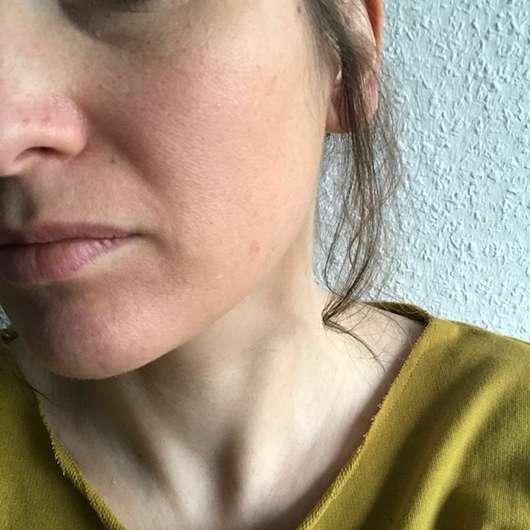 Gertraud Gruber Relax Serum - Haut zu Testbeginn