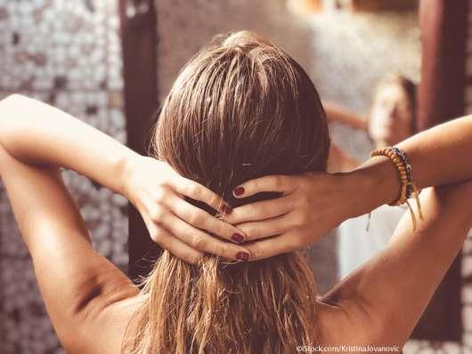 Haare ausfetten lassen
