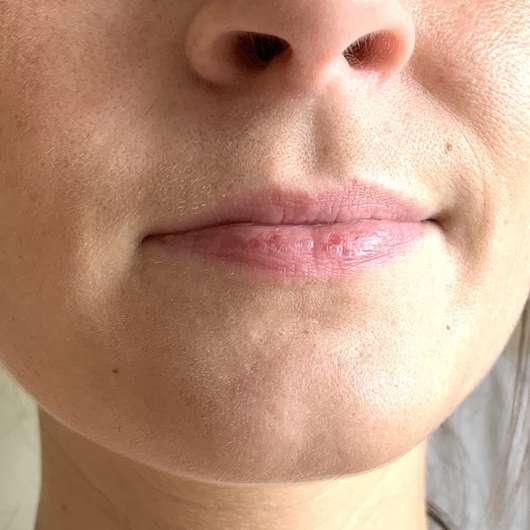 Lippen ohne KISS Professional New York Amorous Matte Gel Lipstick, Farbe: 06 Vienna Sienna