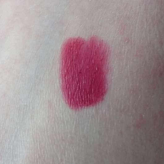 Swatch - lavera Naturkosmetik Natural Matt'n Stay Lips, Farbe: 04 Matt'n Plum