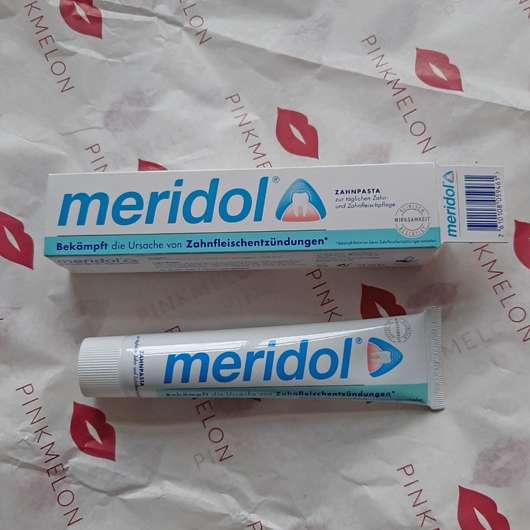 <strong>Meridol</strong> Zahnpasta Original