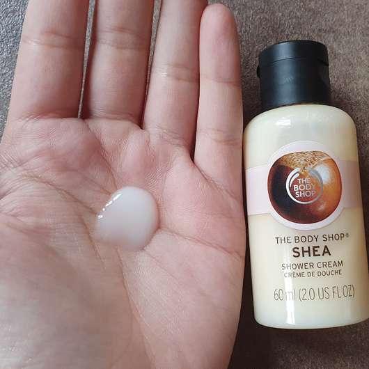 The Body Shop Shea Shower Cream