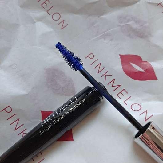 ARTDECO Angel Eyes Mascara, Farbe: 6 azure (LE) - Bürste