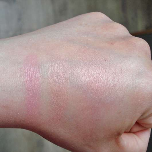 Swatches - ARTDECO Bronzing Blush (LE)