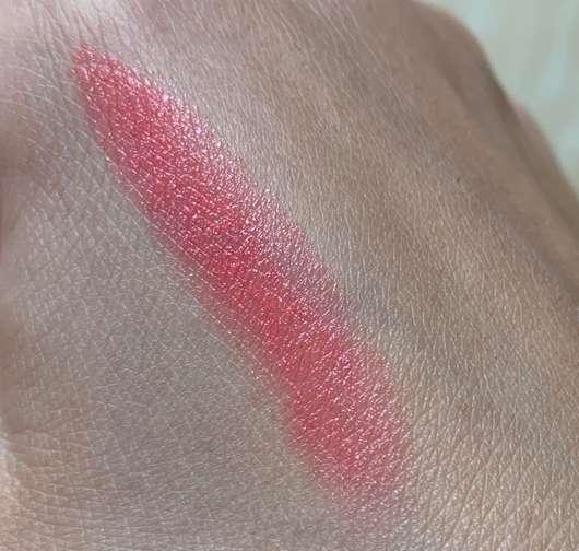 ARTDECO Color Lip Shine Lipstick, Farbe: 24 shiny coral (LE) - Swatch