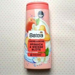 Produktbild zu Balea Cremedusche Pfirsich & Weiße Blüte