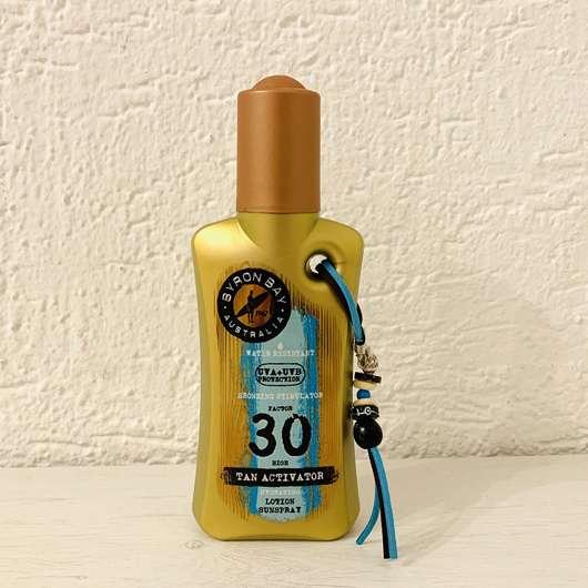 BYRON BAY AUSTRALIA Lotion Sunspray LSF 30