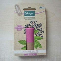 Produktbild zu Kneipp Lippenpflege Sinnlich (Holunder Kartité)