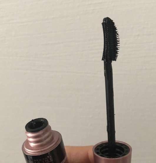 Maybelline Lash Sensational Voller-Wimpern-Fächer Mascara, Farbe: Black