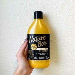 Produktbild zu Nature Box Spülung Macadamia-Öl