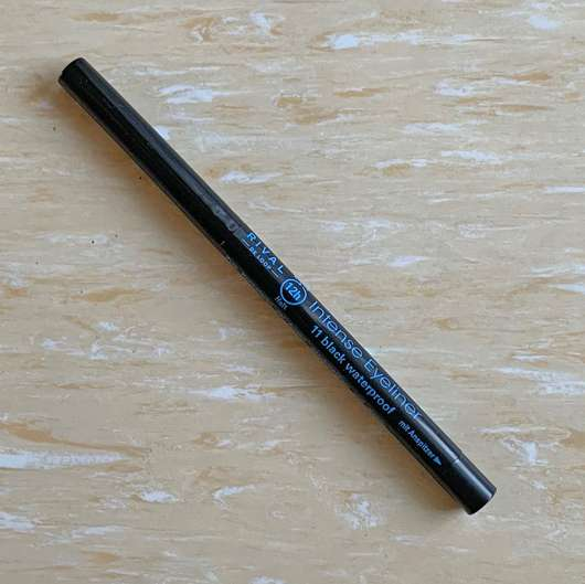 Rival de Loop Intense Eyeliner, Farbe: 11 black waterproof
