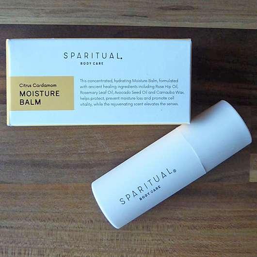 <strong>SpaRitual</strong> Citrus Cardamom - Moisture Balm