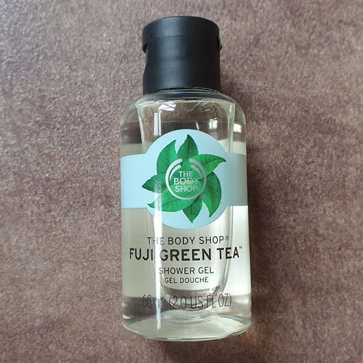 <strong>The Body Shop</strong> Fuji Green Tea Shower Gel
