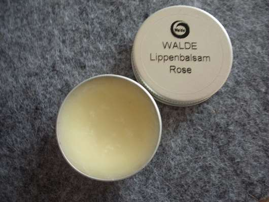 Walde Lippenbalsam Rose