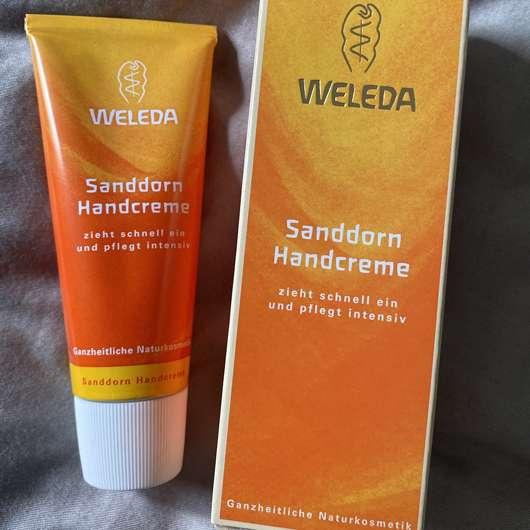 <strong>Weleda</strong> Sanddorn Handcreme
