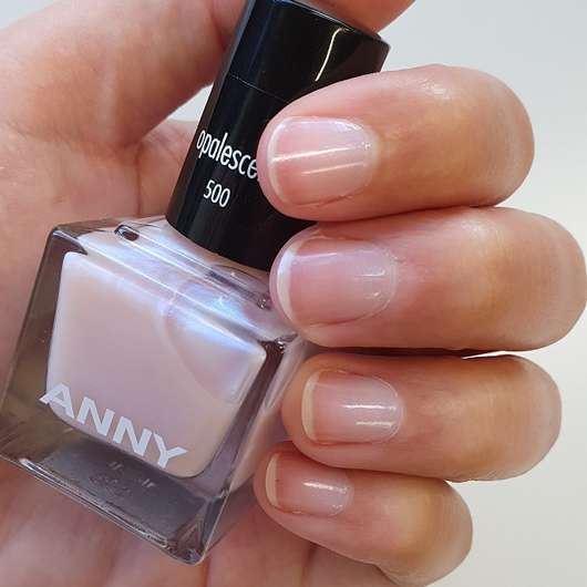 <strong>ANNY Cosmetics</strong> Nagellack - Farbe: opalescent