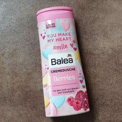 Produktbild zu Balea Cremedusche Berries (LE)