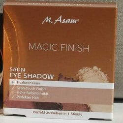 Produktbild zu M. Asam MAGIC FINISH Satin Eye Shadow Collection No. 1