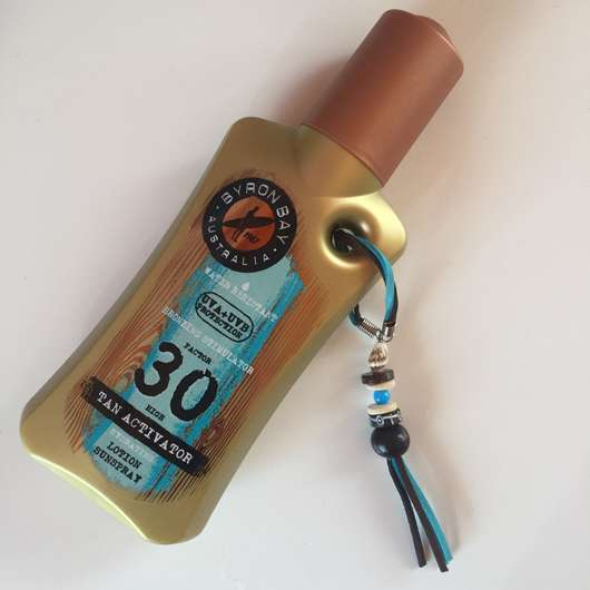 BYRON BAY AUSTRALIA Lotion Sunspray LSF 30
