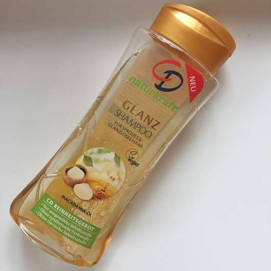CD Naturkraft Glanz Shampoo