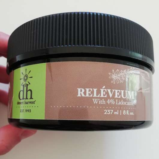 <strong>Desert Harvest</strong> Releveum Skin Repair Cream