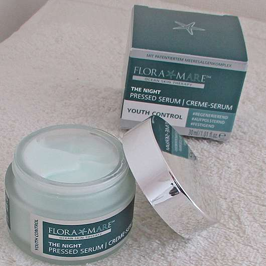 Flora Mare Youth Control The Night Pressed Serum