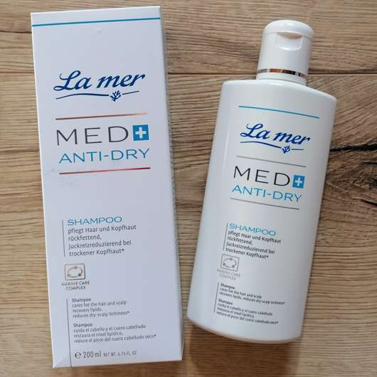 <strong>La mer</strong> Med+ Anti-Dry Shampoo