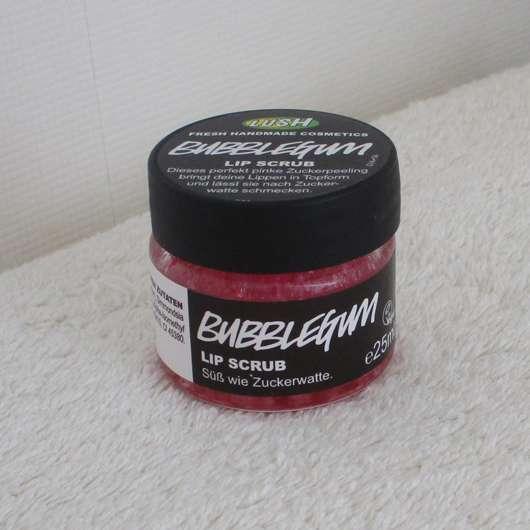 LUSH Bubblegum (Lip Scrub)