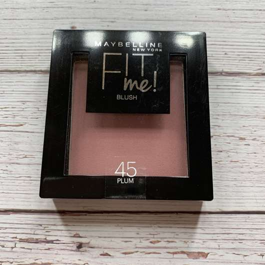 Maybelline Fit Me! Blush, Farbe: 45 Plum