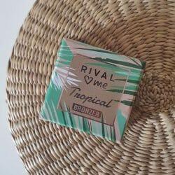 Produktbild zu RIVAL ♥ me Tropical Bronzer – Farbe: 01 waikiki