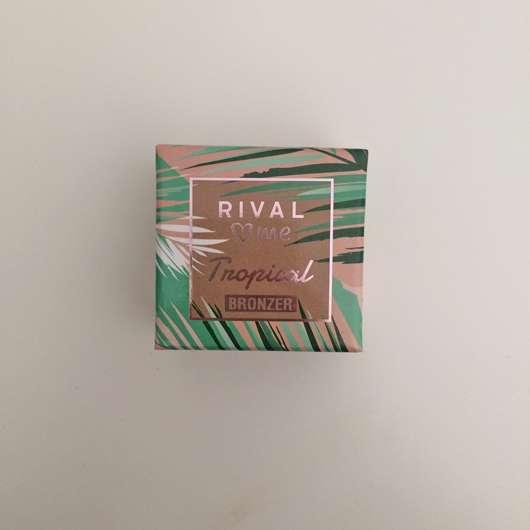 RIVAL loves me Tropical Bronzer, Farbe: 01 waikiki
