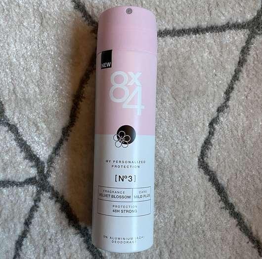 8×4 No. 3 Velvet Blossom Deodorant Spray