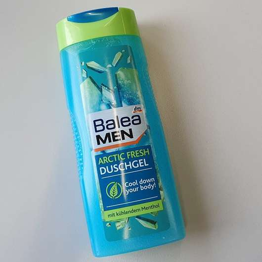 Balea MEN Artic Fresh Duschgel