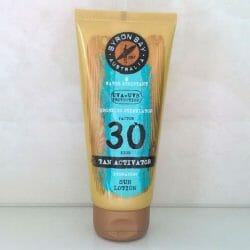 Produktbild zu BYRON BAY AUSTRALIA Lotion Sunspray LSF 30