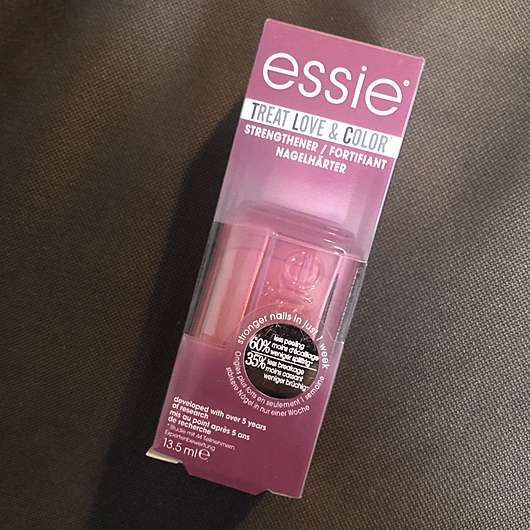essie Treat Love & Color Nagellack, Farbe: 95 Mauve-Tivation