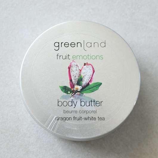 Greenland Body Butter Drachenfrucht-Weißer Tee