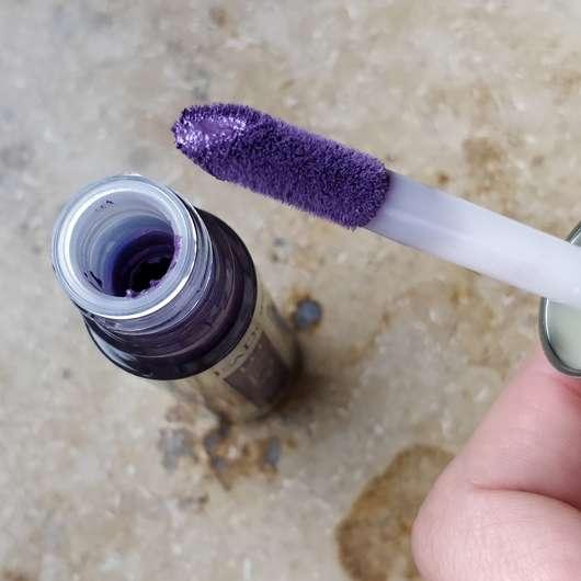 Applikator - IsaDora Active All Day Wear Eyeshadow, Farbe: 11 Purple Magic