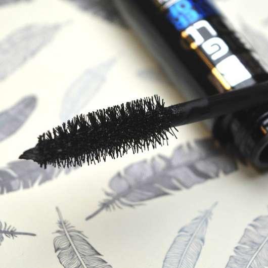 IsaDora Big Bold Volume Mascara Waterproof, Farbe: 12 Black - Bürste