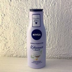 Produktbild zu NIVEA Sensual Pflegelotion Kokosnuss & Monoi Öl