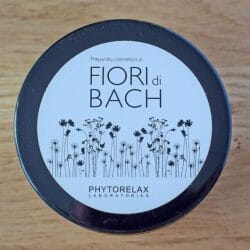 Produktbild zu Phytorelax Fiori di Bach Relaxing Massage Body Cream