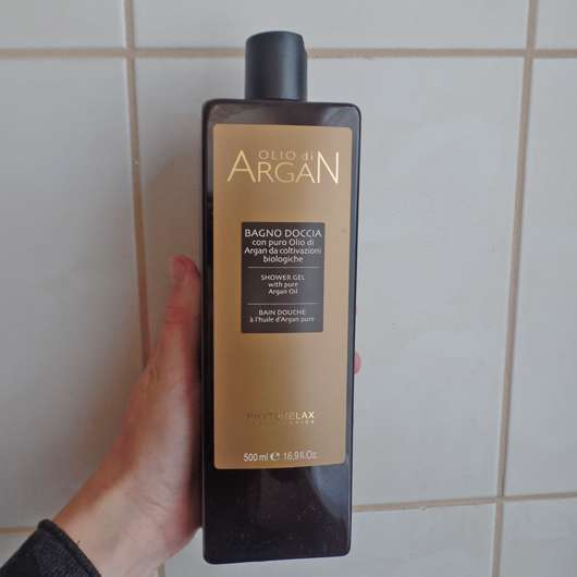 Phytorelax Olio di Argan Shower Gel