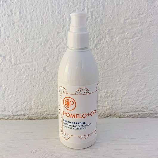 Pomélo + Co. Peach Paradise Feuchtigkeitsspendendes Shampoo
