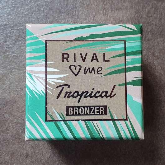 <strong>RIVAL ♥ me</strong> Tropical Bronzer - Farbe: 01 waikiki