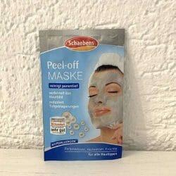 Produktbild zu Schaebens Peel-Off Maske