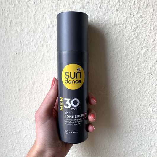SUNDANCE MEN Klares Sonnenspray LSF 30
